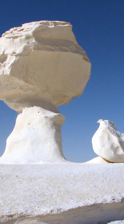 الصحرا البيضاء